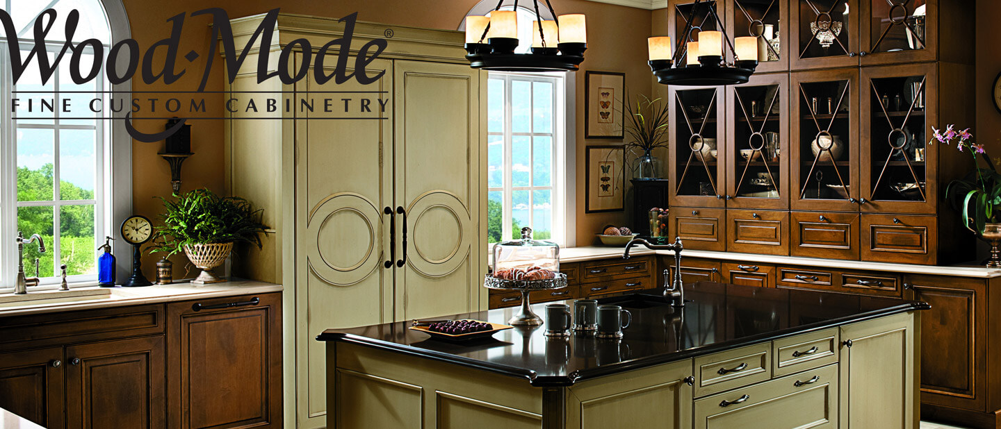 Shop Shop Wood Mode Cabinetry